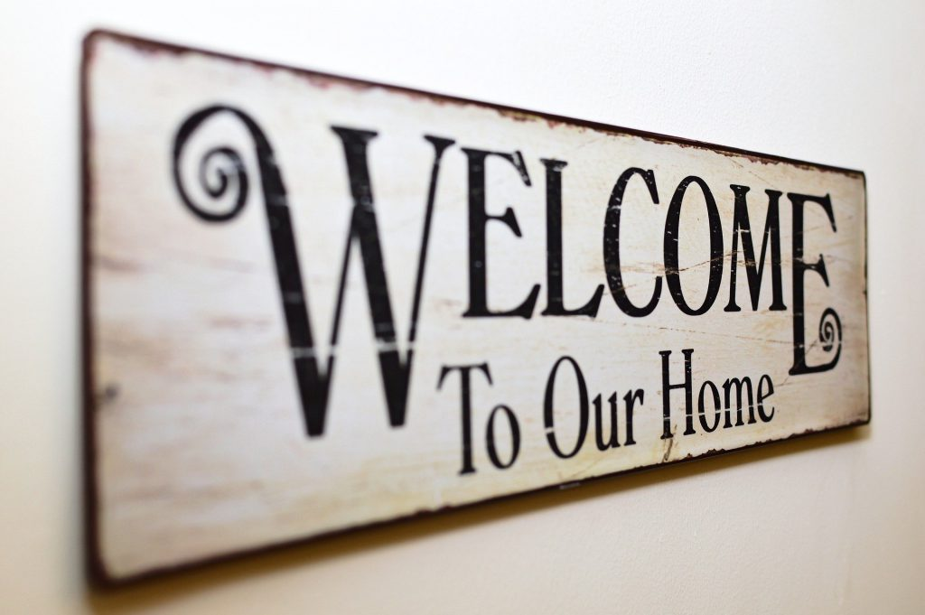 Welcome to our home Au-Pair