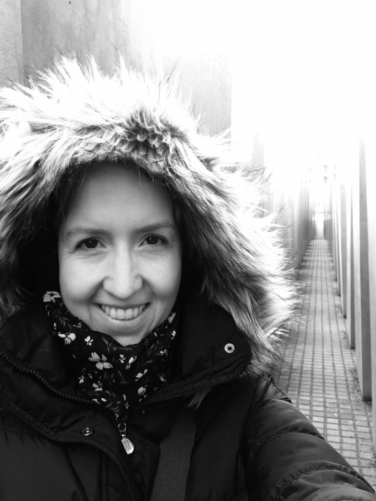 Patricia Lewin - die gebürtige Wienerin lebt inzwischen in ihrer Wahlheimat Berlin.