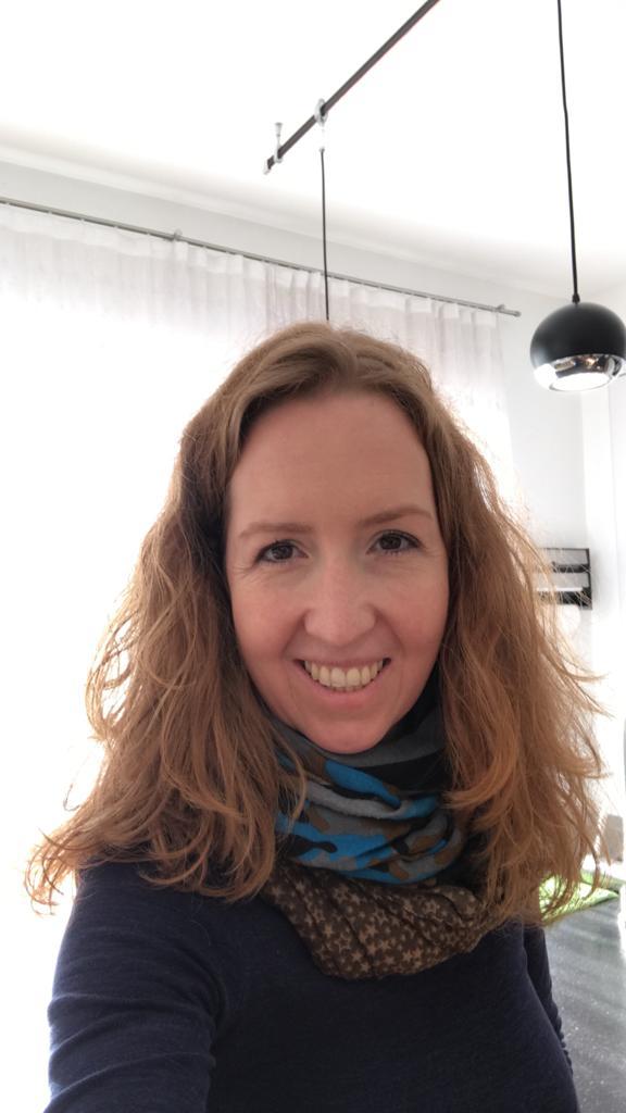 Patricia Lewin ist ein total positiv denkender Mensch und das trotz Krebsdiagnose.